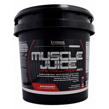 Гейнер ULTIMATE Nutrition  Muscle Juice Revolution 2600 10lb 5.04 кг