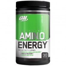 Аминокислоты Optimum Nutrition Amino Energy 270g