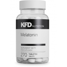 Антиоксидант KFD Nutrition melatonin 270 таб
