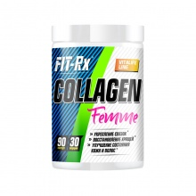 Коллаген FIT-Rx Collagen Femme 90 капсул